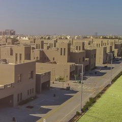 <b>48 Villas, MBZ City </b><br>Abu Dhabi, UAE