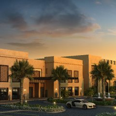 <b>Canvas Hotel</b><br>Al Ain, UAE